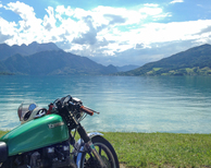 Tour image: Ride the lakes