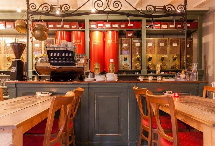 A taste of amsterdam - coffee tour
