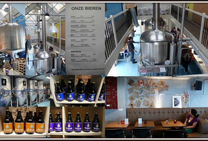 A taste of amsterdam - local beer tour