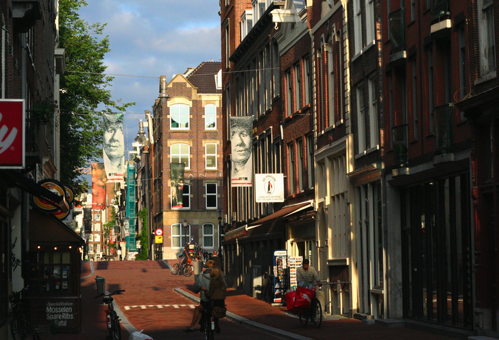 A tour of amsterdam's independent stores
