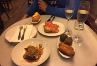 Tour image: Tapas and bars with an almost local in barcelona!
