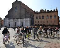 Tour image: Bologna cycling tour