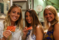 Tour image: Food tour of rome campo de fiori, jewish ghetto, trastevere