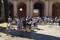 Tour image: Certosa cemetery bike tour