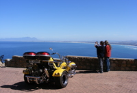 Tour image: Full day hermanus & whale route trike tour.