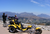 Tour image: Full day cape winelands trike tour.