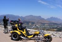 Tour image: Full day cape winelands trike tour.