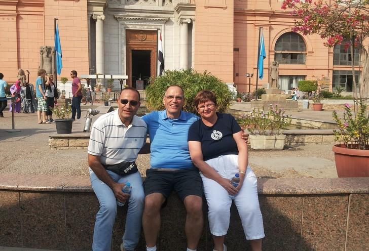 Cairo city private day tour