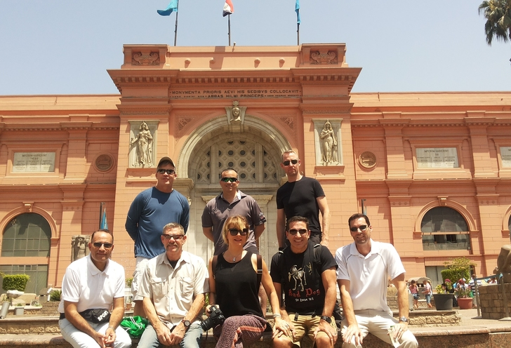 Layover private tour from cairo airport
